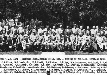 1954 Annual Meeting