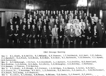 1962 Annual Meeting