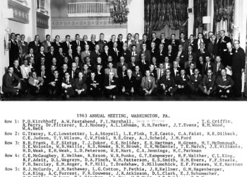 1963 Annual Meeting