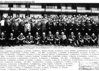 1969 Annual Meeting